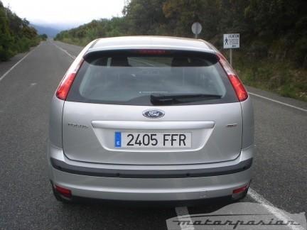 Prueba: Ford Focus 1.6 y 1.8 TDCi 5p (parte 4)