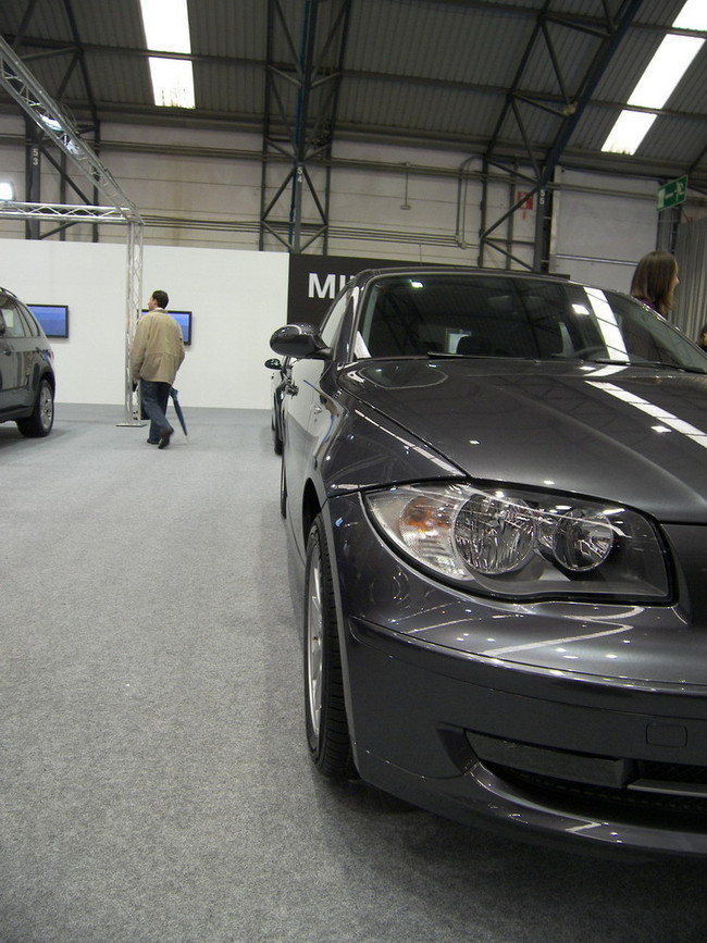 Foto de BMW Serie 1 en el Salón de Vigo (1/15)