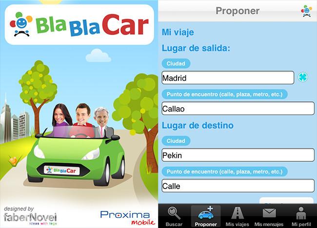 BlaBlaCar análisis