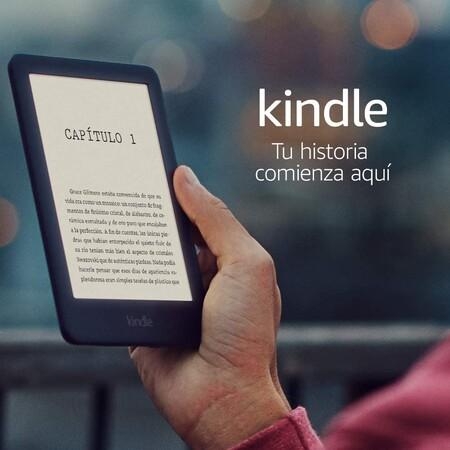 Lector Kindle en Amazon México