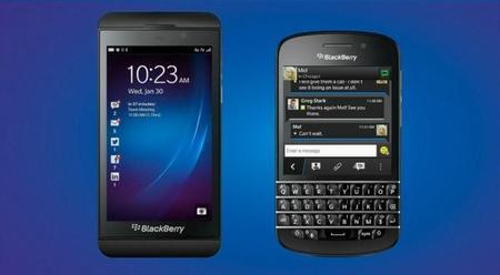 Ya puedes comprar un BlackBerry Z10 y Q10 liberado desde la tienda de BlackBerry