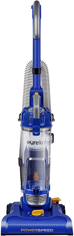 Eureka Power Speed NEU182A, aspiradora vertical sin bolsa - Azul