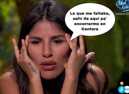 Isa Pantoja recibe un telegrama en 'La Casa Fuerte': podrá abandonar el concurso el fin de semana por este motivo