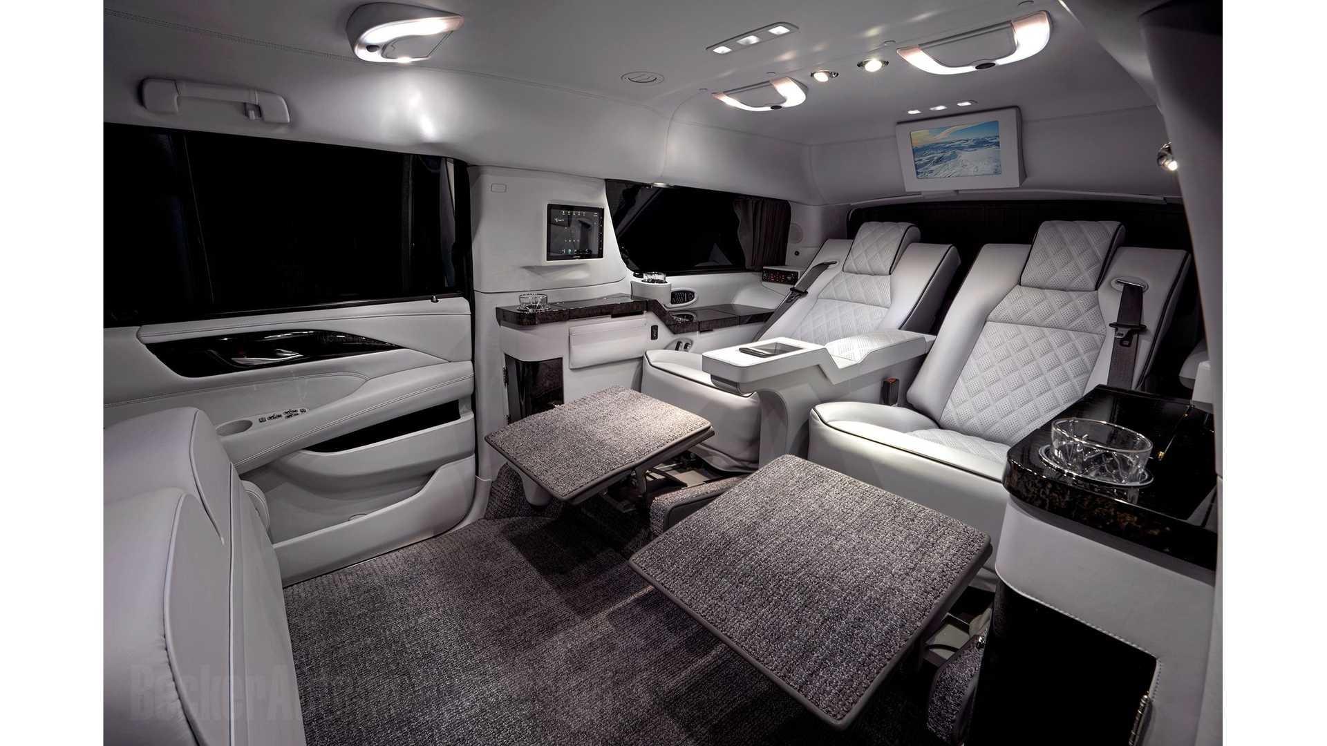 Foto de Cadillac Escalade ESV de Sylvester Stallone (6/23)