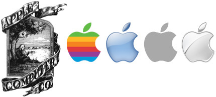 El logo de Apple