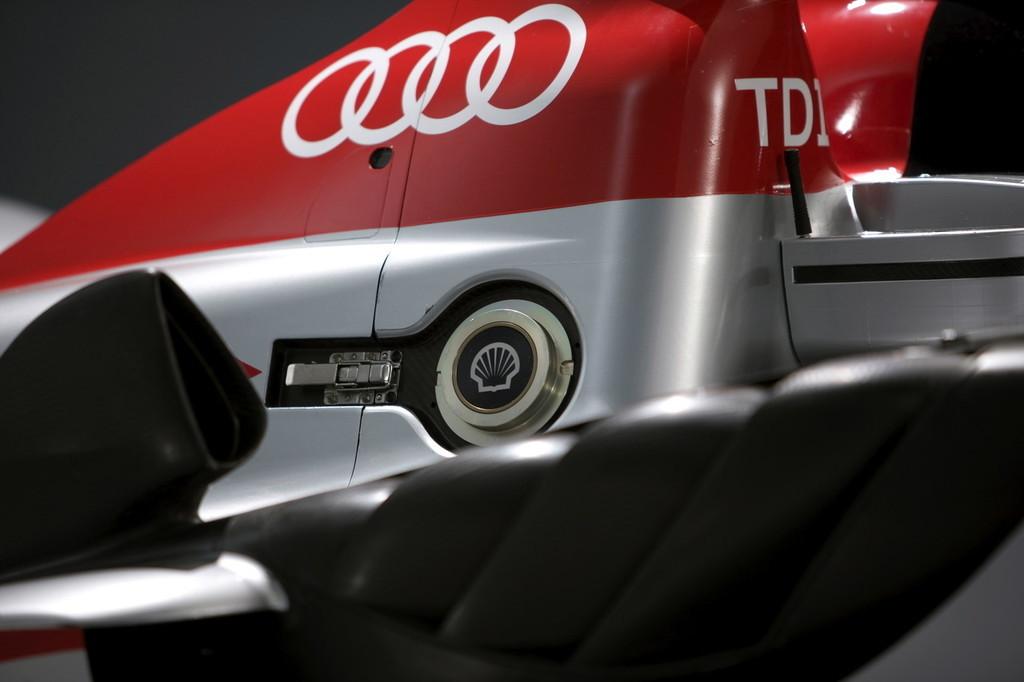Foto de Audi R15 Estudio (10/48)