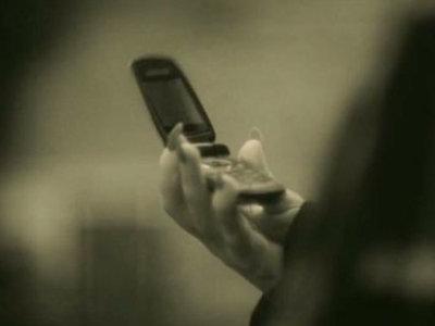 El teléfono de Adele: un Samsung ZV60 de 2007