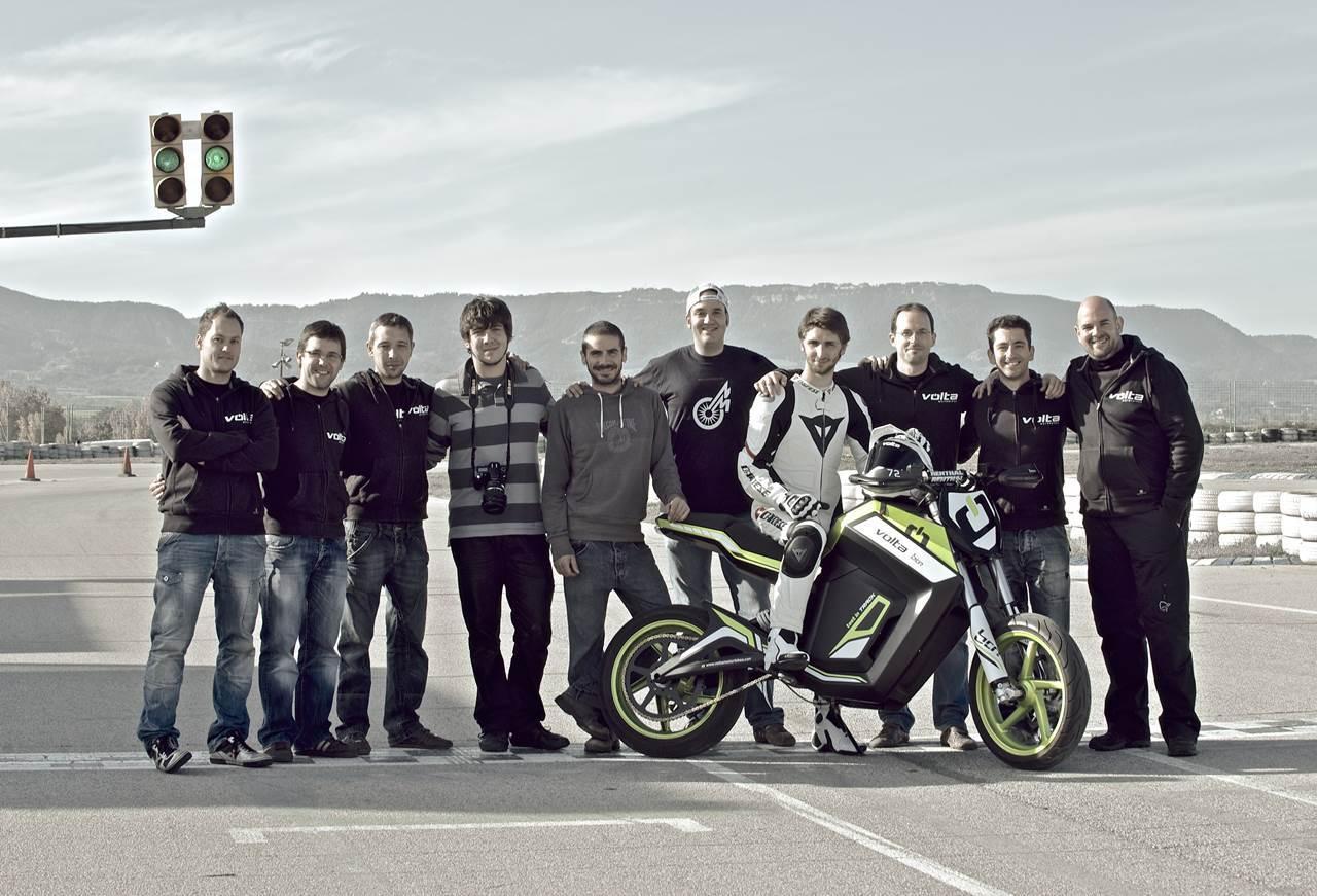 Foto de Salón de Milán 2012: Volta Motorbikes entra en la fase beta de su motocicleta - Volta BCN Track (13/28)