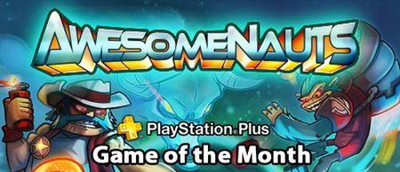 Mayo viene con nueve juegos gratuitos para los miembros de Playstation Plus. El más destacable: 'Awesomenauts'