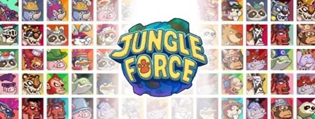 Estrategia, combates y animalitos, ¿qué mas puedes pedir de Jungle Force?