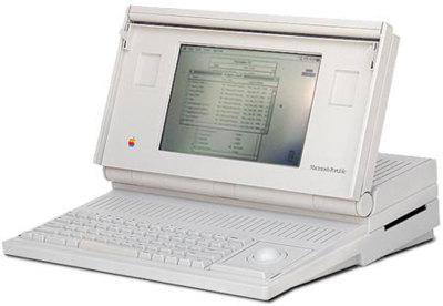 Historia de los portátiles de Apple (I): Macintosh Portable (1989)