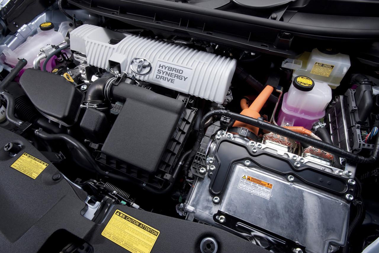 Foto de 2011 Toyota Prius v (58/77)