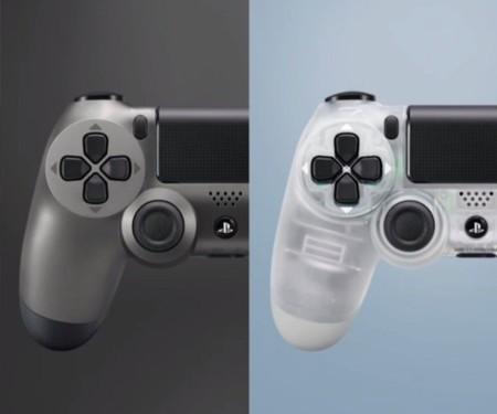 PS4 baja de precio en Japón y se pone guapa con nuevos mandos y carcasas [TGS 2015]