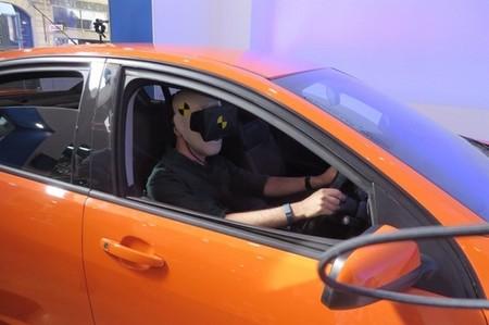 Oculus Rift para experimentar accidentes de coche
