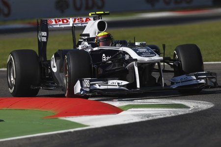 Williams no da la temporada por perdida