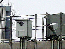 La mayoría de los radares están situados en puntos de baja o nula siniestralidad