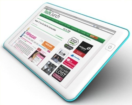 TechCrunch Tablet