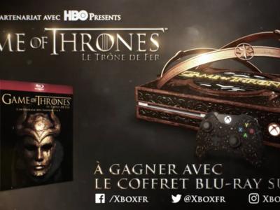 Este es el espectacular aspecto de la Xbox One edición Juego de Tronos que preparan en Xbox Francia