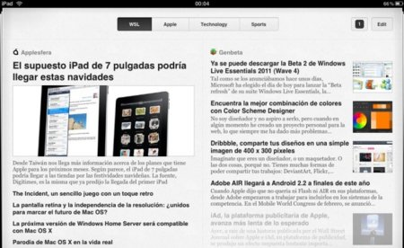 Revisamos Times para iPad
