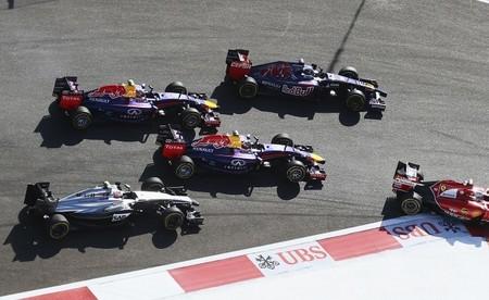 Ferrari, Red Bull y McLaren dispuestos a poner un tercer coche en juego