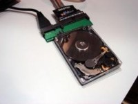 Disco duro híbrido MH80 de Samsung