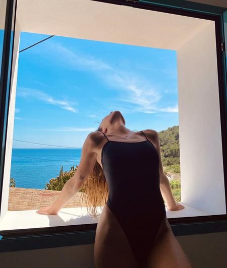 Este es el bañador de Aitana que triunfa en Instagram (y no es para menos)