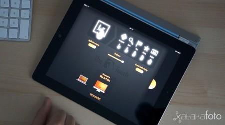 The Touch, probamos la aplicación para el control mediante gestos de Adobe Lightroom