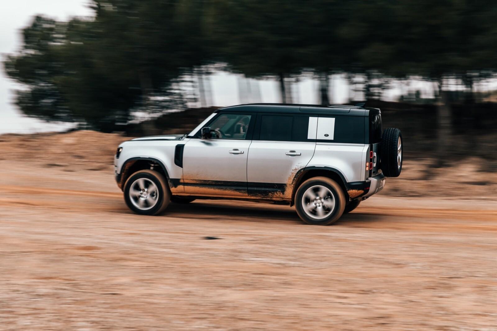 Land Rover Defender 110 (prueba)