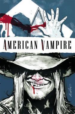 'American Vampire' el primer cómic de Stephen King