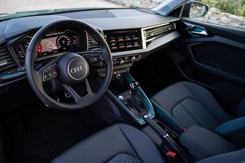 Foto de Audi A1 2018, toma de contacto (79/172)