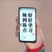 El Huawei Nova 4 aparece en escena mostrando su pantalla perforada