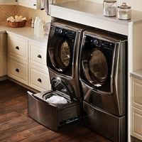 ¿Tu lavadora se te queda pequeña? LG no quiere problemas de capacidad y ofrece su lavadora TWINWash