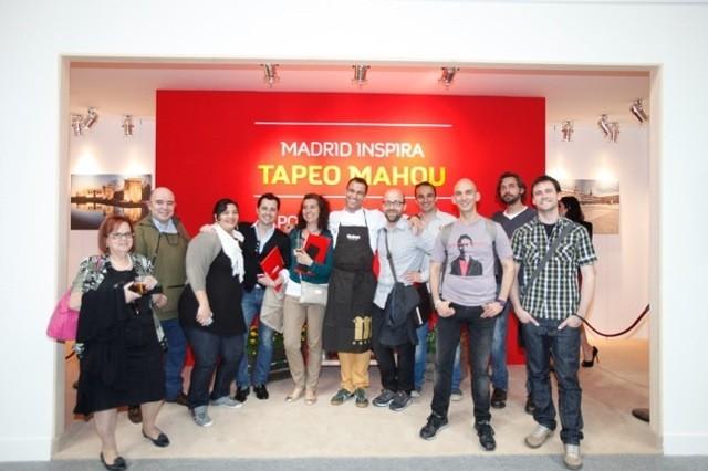 bloggers tapeo mahou