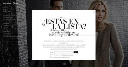 Massimo Dutti Shop Mexico Online
