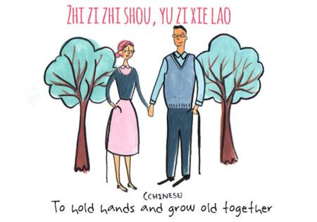 Zhi Zi Zhi Shou Yu Zi Xie Lao