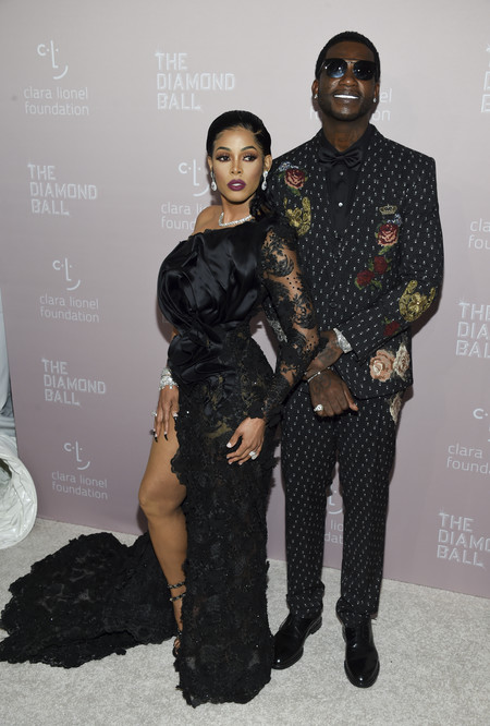 Gucci Mane  Keyshia Ka Oir diamond ball