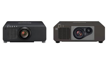 Panasonic tiene nuevos proyectores: el PT-RZ790 y PT-FRZ60 presumen de bajo nivel sonoro y una vida útil de hasta 20.000 horas