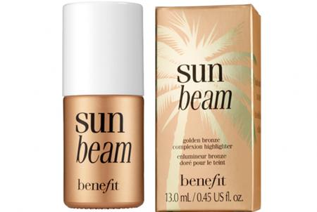 Sun Beam, el nuevo iluminador de Benefit. Lo probamos