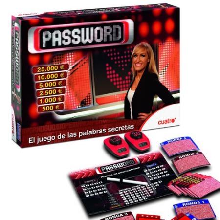 Juego tablero Password