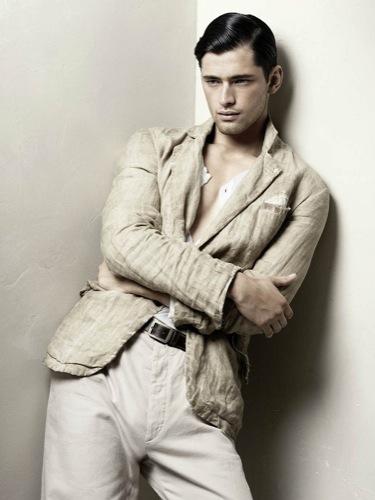 Zara, Primavera-Verano 2010: un hombre a la última y con estilo, look