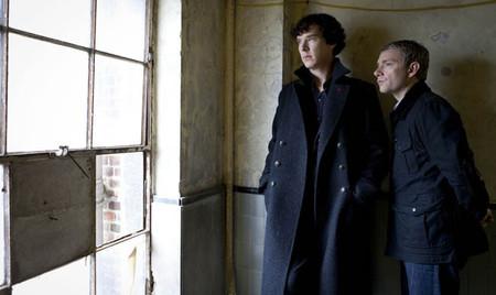 La tercera temporada de 'Sherlock' llega el 19 de enero a PBS. ¿Y a BBC?