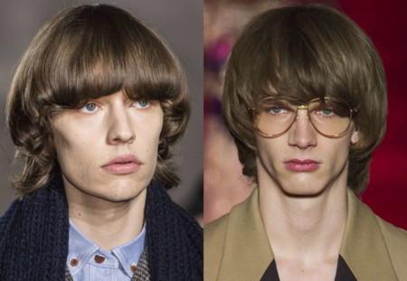 Peinados Cortes Cabello Tendencia Otono Invierno 2016 Trendencias Hombre 4