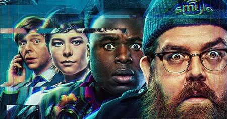 Tráiler de 'Truth Seekers': Nick Frost y Simon Pegg se reencuentran en la nueva serie de Amazon Prime