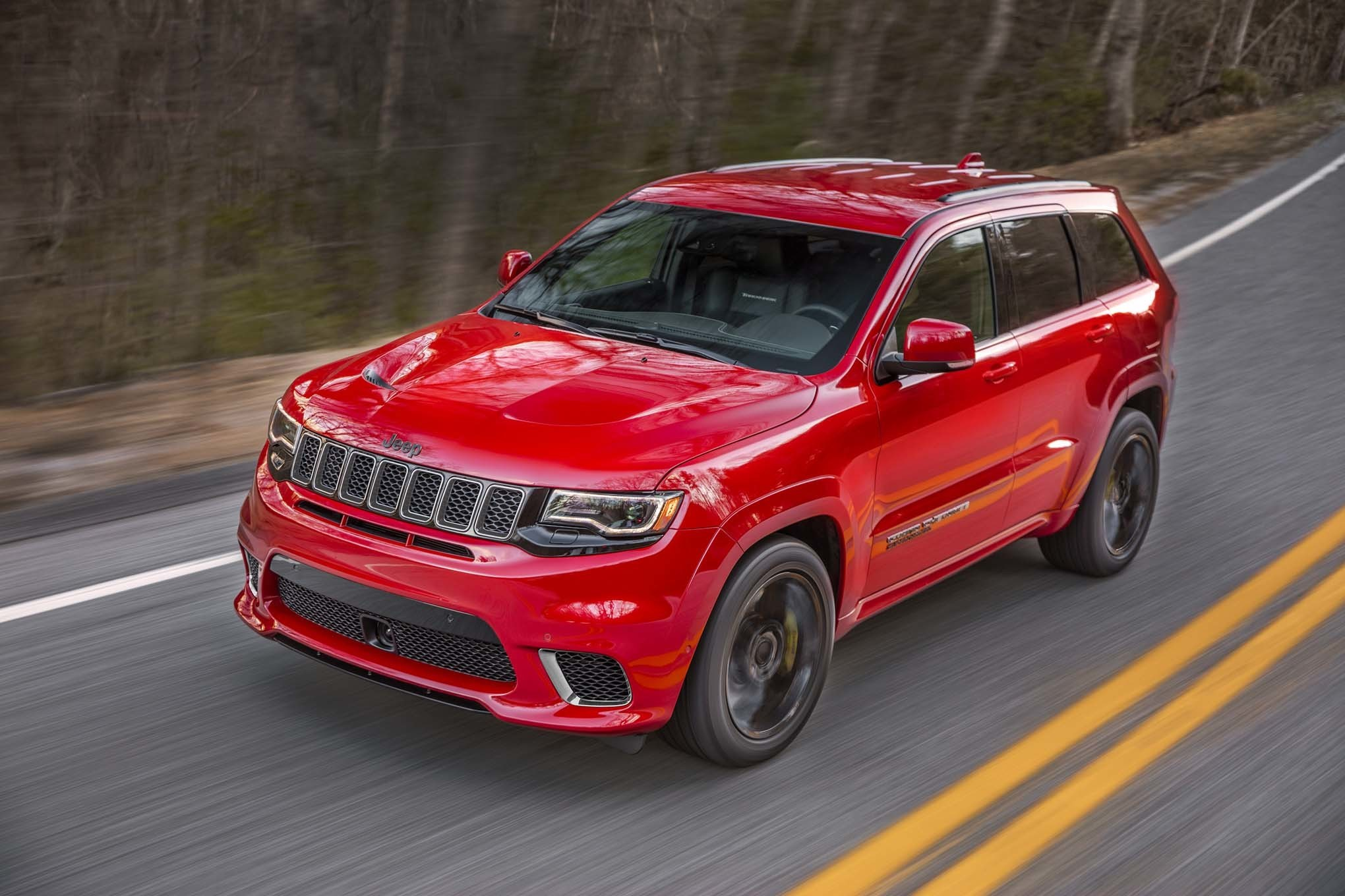 Foto de Jeep Grand Cherokee Trackhawk (16/18)