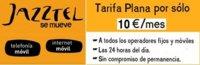 """Jazztel móvil lanza una nueva tarifa """"plana"""" para los que menos consumen"""