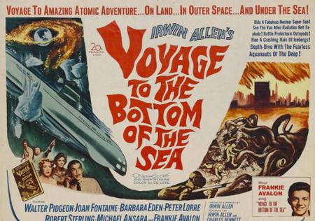 Ciencia-ficción: 'Viaje al fondo del mar', de Irwin Allen