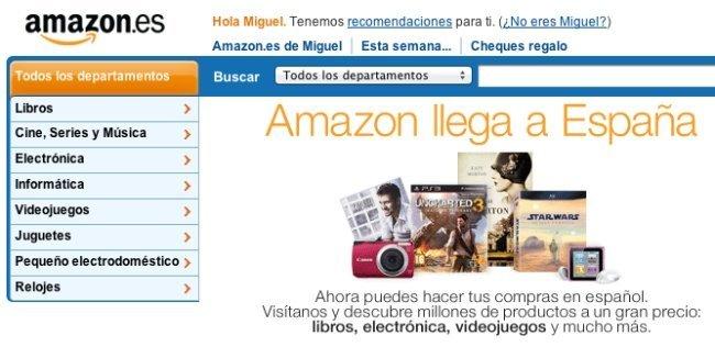 amazon españa tienda precios comparativa