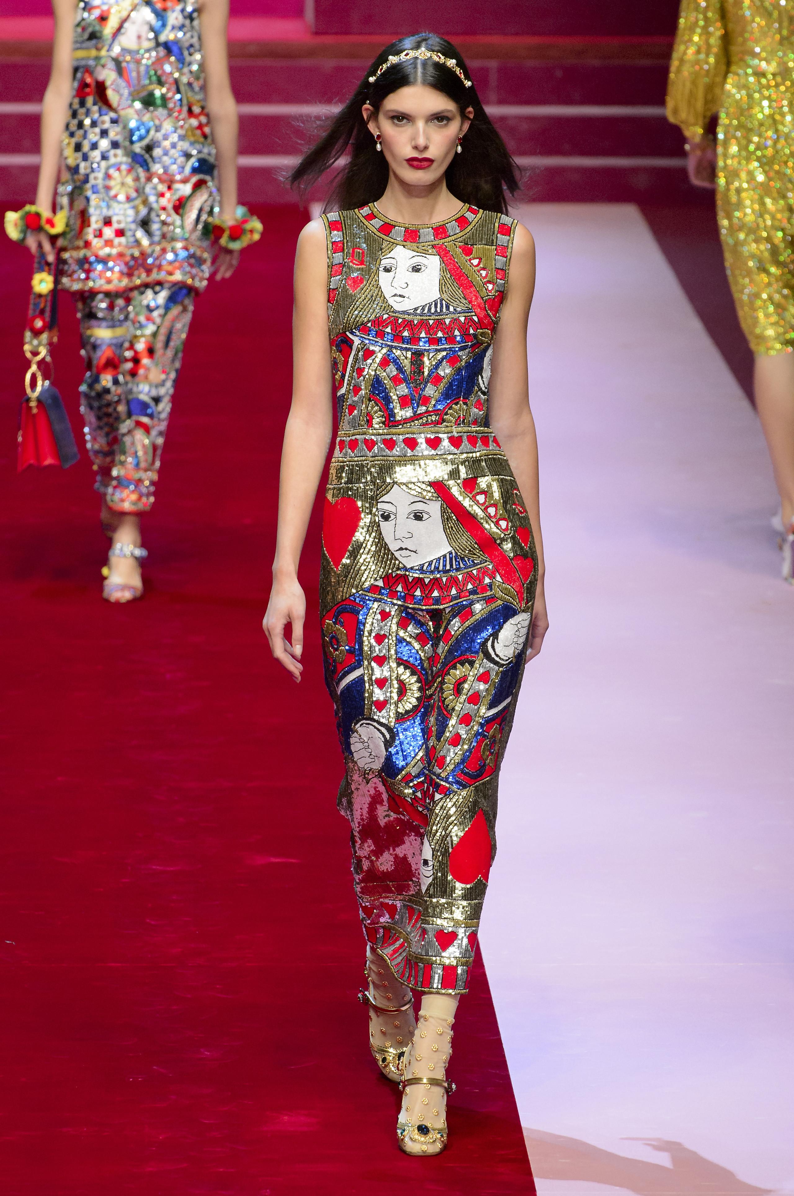Foto de Dolce&Gabbana Primavera/Verano 2018 (103/106)