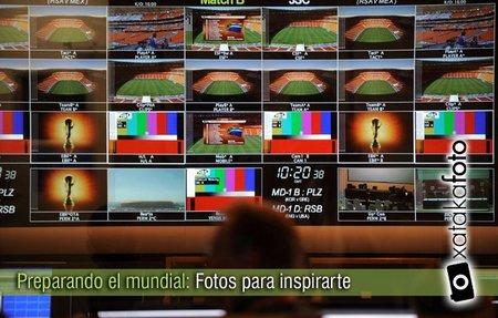 Preparando el Mundial, 39 fotos para inspirarte