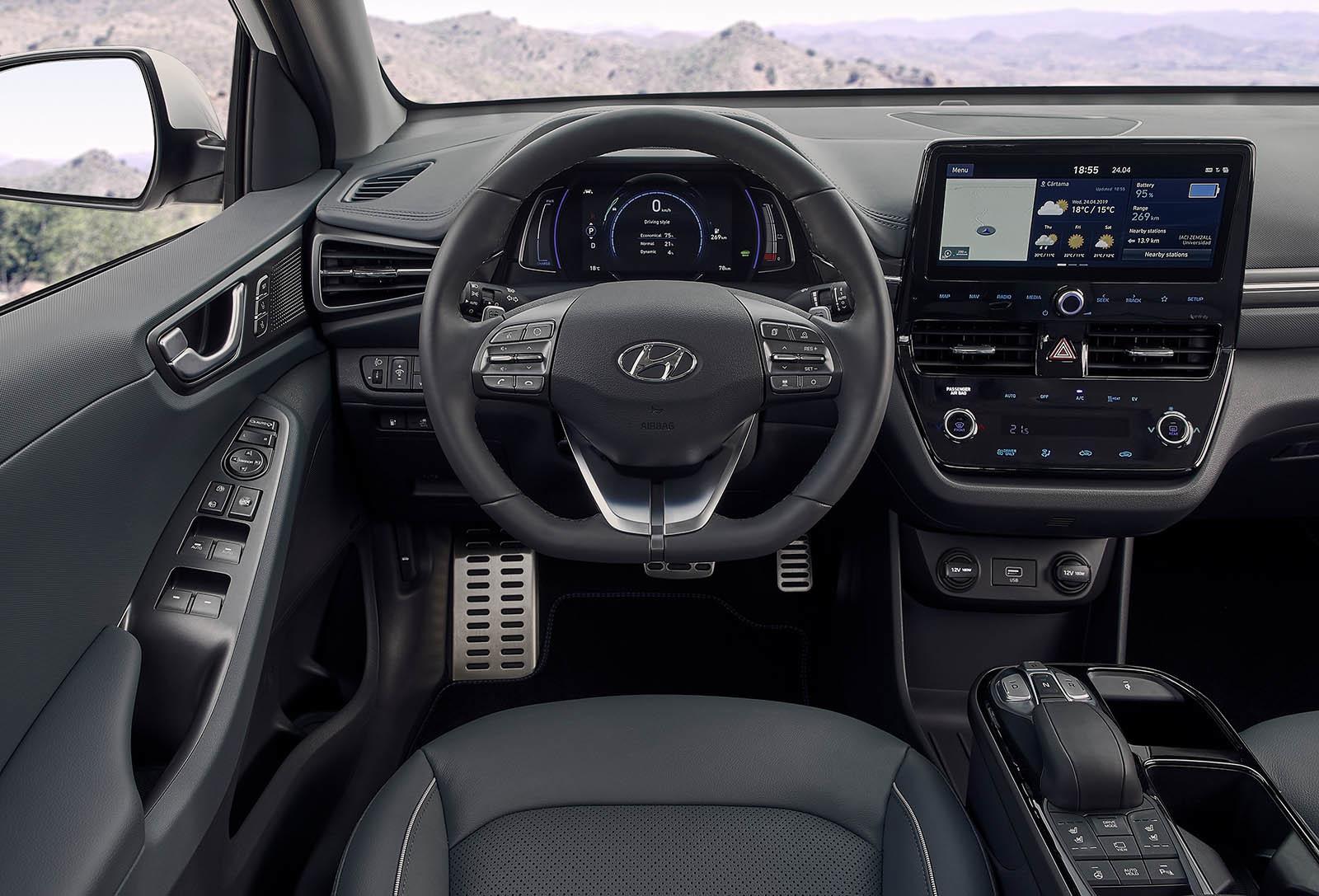 Foto de Hyundai Ioniq Electrico 2020 (13/14)